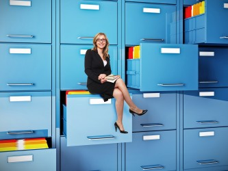 How to Get Rid of Paper Files by Setting Up an Electronic Filing System