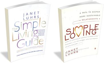 Janet Luhrs Books