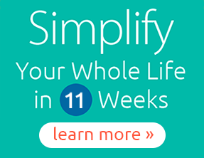 Simplify Your Whole Life